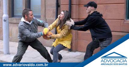 Multinacional indenizará trabalhador assaltado em reunião feita na rua